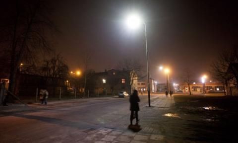 Na Ulicach Testujemy Lampy Led