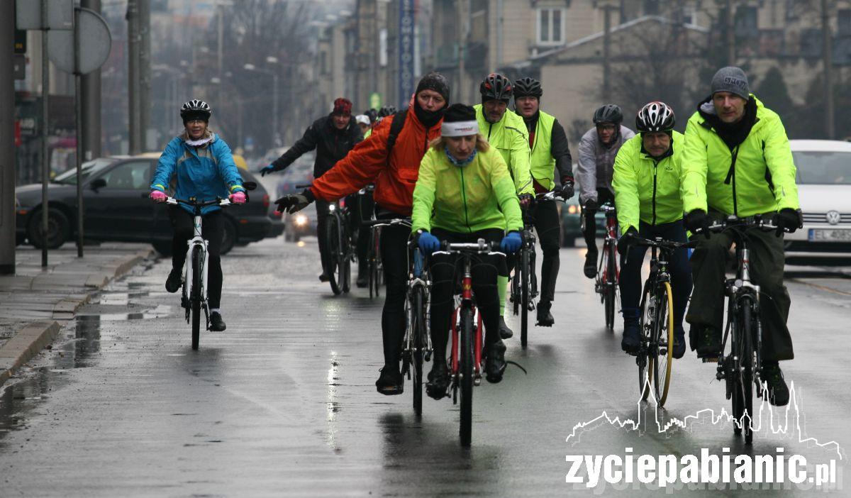 Pabianiczanie kochają rowery