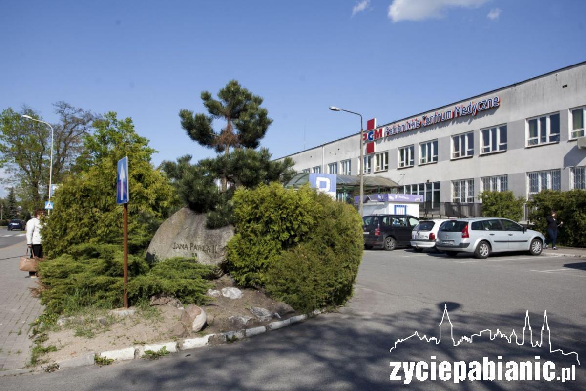 Projekt realizowany będzie w Pabianickim Centrum Medycznym