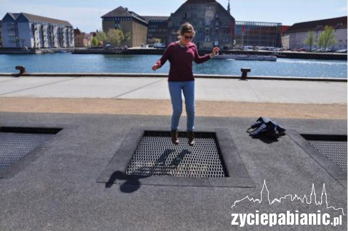 Pomysł stworzenia trampolin w parku Wolności uzyskał najwięcej głosów