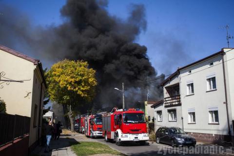 Straty W 303 Pożarach Wyniosły 1974500 Zł Najczęstsze Przyczyny