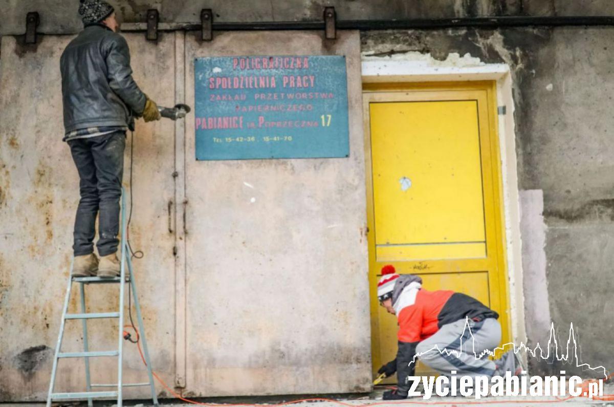 """Prace remontowe w chrześcijańskim centrum """"Rampa"""" trwają od kilkunastu miesięcy. 13 kwietnia wielkie otwarcie!"""