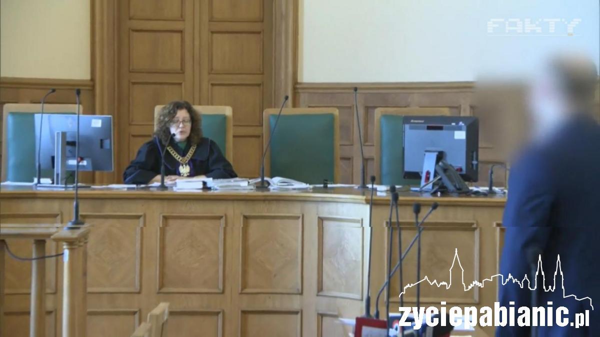 O procesie pabianiczan mówi cała Polska