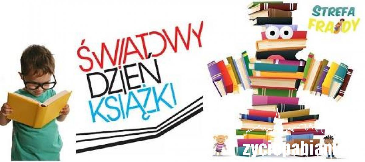 Strefa Frajdy zaprasza dzieci w wieku od 3 do 8 lat na czytanie bajek z okazji Dnia Książki Życie Pabianic