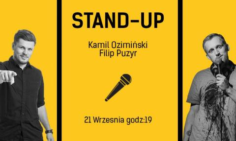 stand up w black hole pub Życie Pabianic
